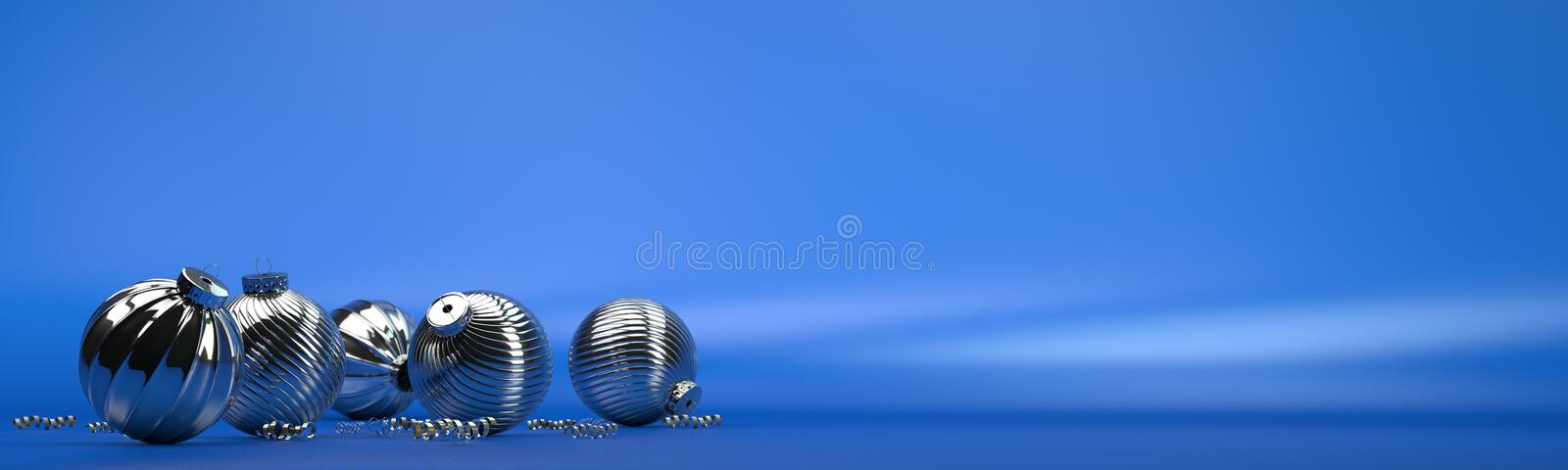 Gloss toy decoration royalty free stock images
