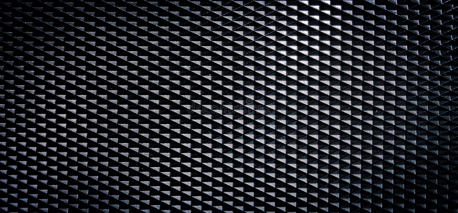 Glossy triangle pattern abstract background,black color. Glossy triangle pattern abstract background stock photography