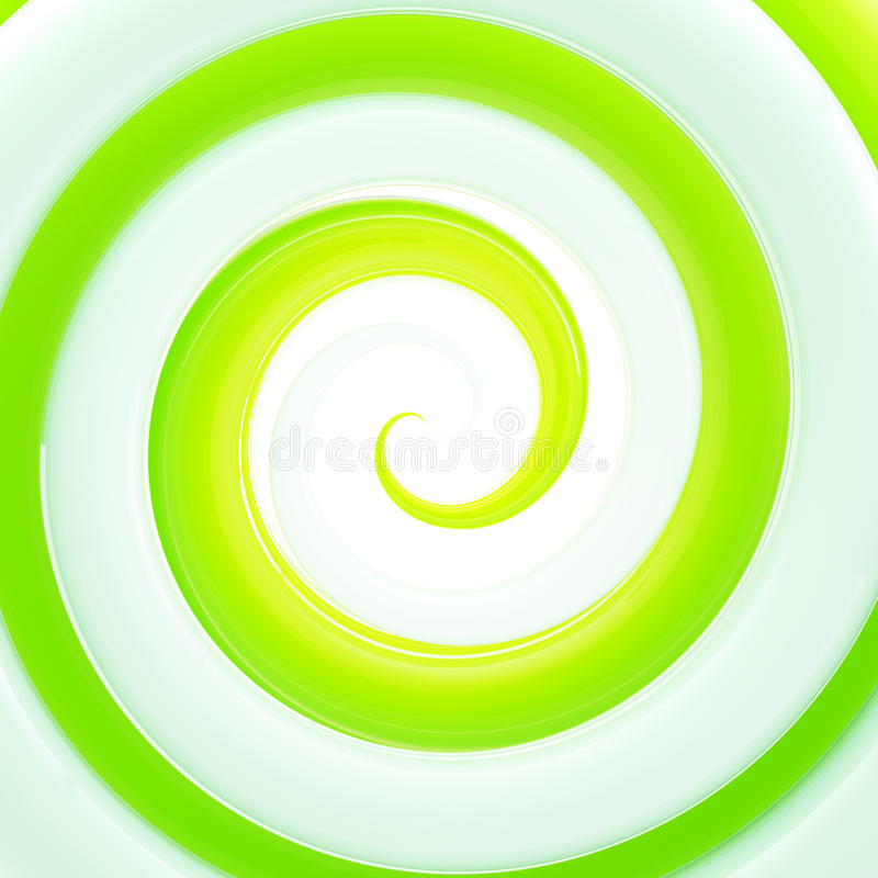 Download Glossy Twirl, Whorl As An Abstract Background Stock Illustration - Illustration of shape, illustration: 24234380