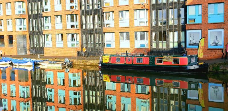 Gloucester Docks an den Quays stockfoto