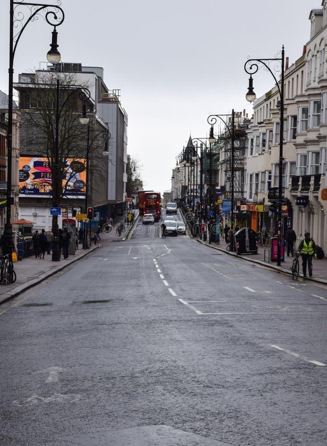 Gloucester drogi widok obrazy stock
