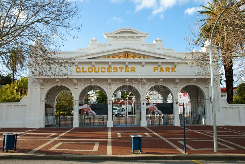 Gloucester-Park stockfotos