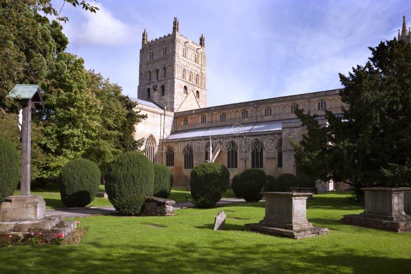 Gloucestershire - Tewkesbury pintorescos fotos de archivo libres de regalías