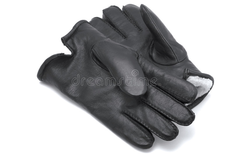 Glove royalty free stock photo