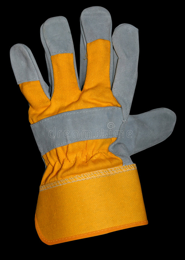 Download Glove with path stock photo. Image of gray, single, industry - 522186