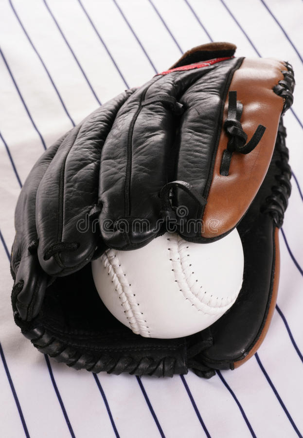 Download Glove And Softball Stock Photography - Image: 21465282