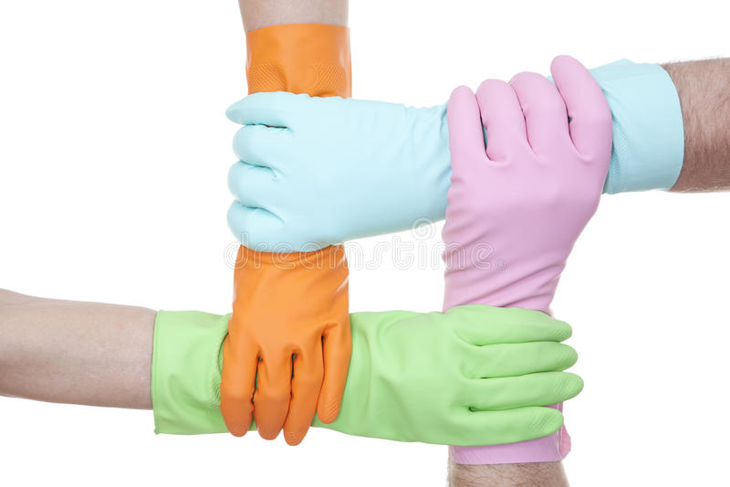 Gloves Royalty Free Stock Image