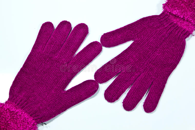Download Gloves On A White Background Royalty Free Stock Photography - Image: 28456247