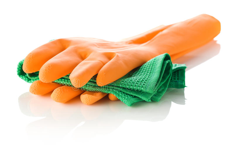 Download Glowes And Napkin Stock Photography - Image: 15668282