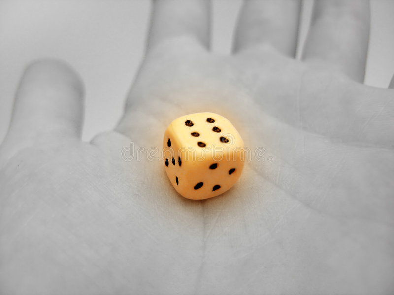 Download Glowing Dice Royalty Free Stock Photo - Image: 9295