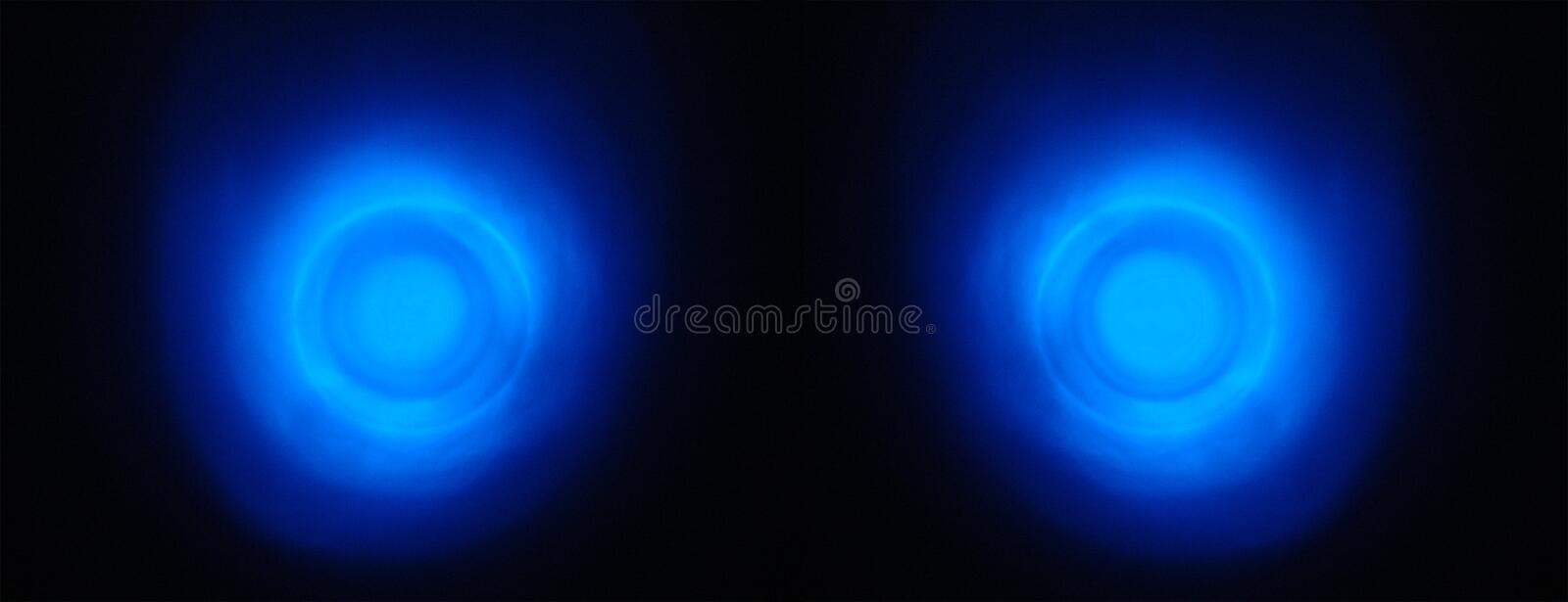 Download Glowing Eyes stock illustration. Illustration of rings - 154682