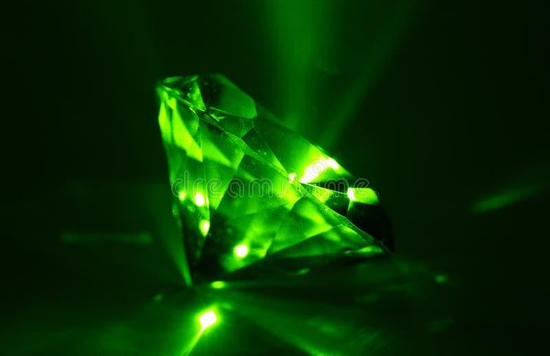Glowing Gem royalty free stock photo