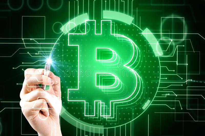 863 Bitcoin Wallpaper Photos Free Royalty Free Stock Photos From Dreamstime