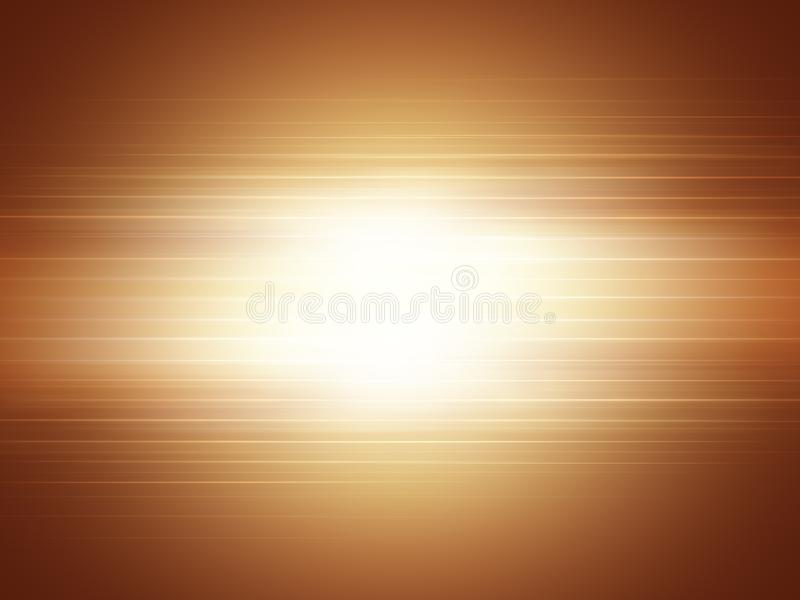 Glowing Motion Lights Background stock images