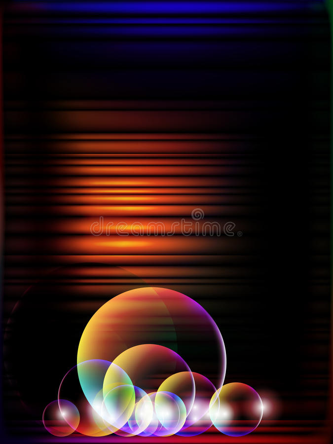 Download Glowing Stripes, Royalty Free Stock Photography - Image: 20626287