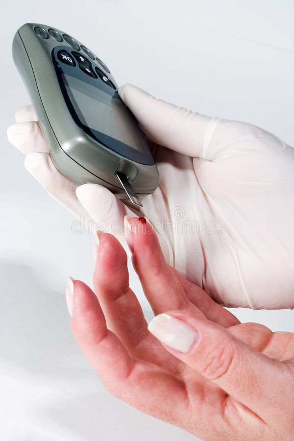 Download Glucose level blood test stock image. Image of glucose - 1896881