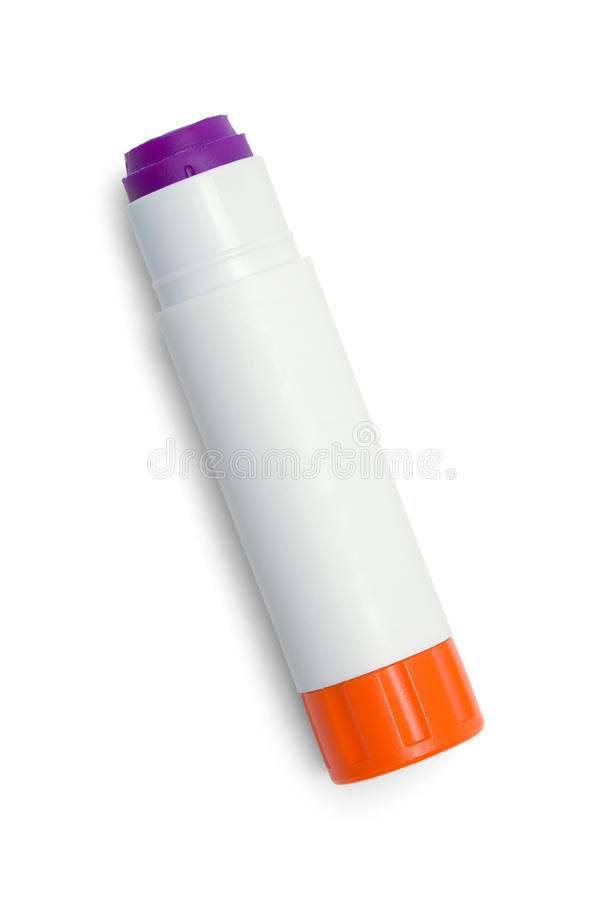Glue Stick royalty free stock image