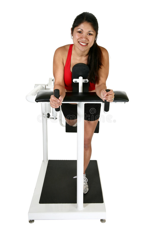 Glute Machine Stock Photo Image Of Extend Cardio Glutes