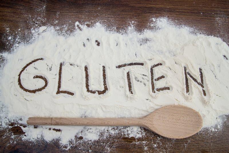 gluten image libre de droits