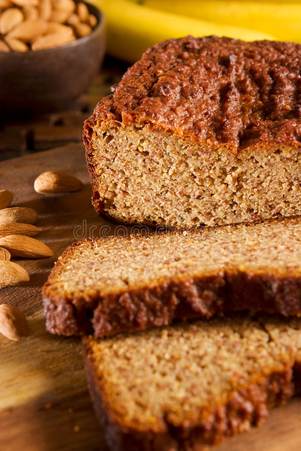 Free Gluten Free Banana Bread Royalty Free Stock Photos - 4537698