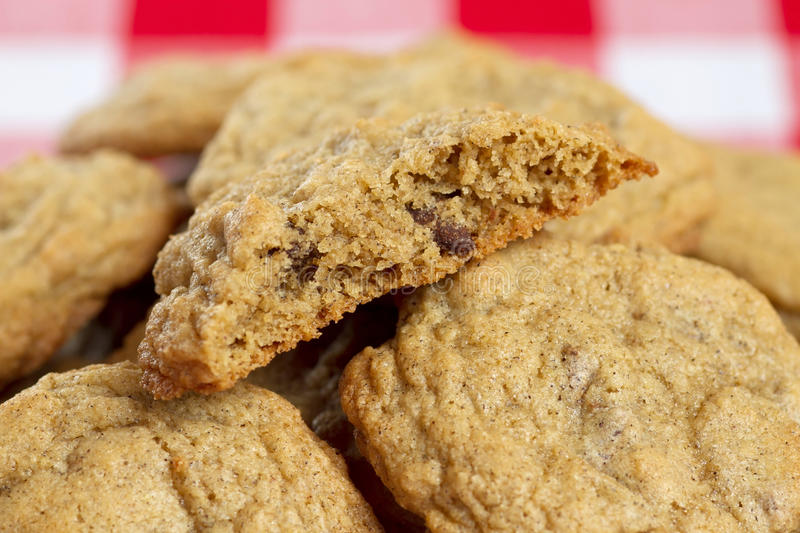 Gluten free cookies stock photography