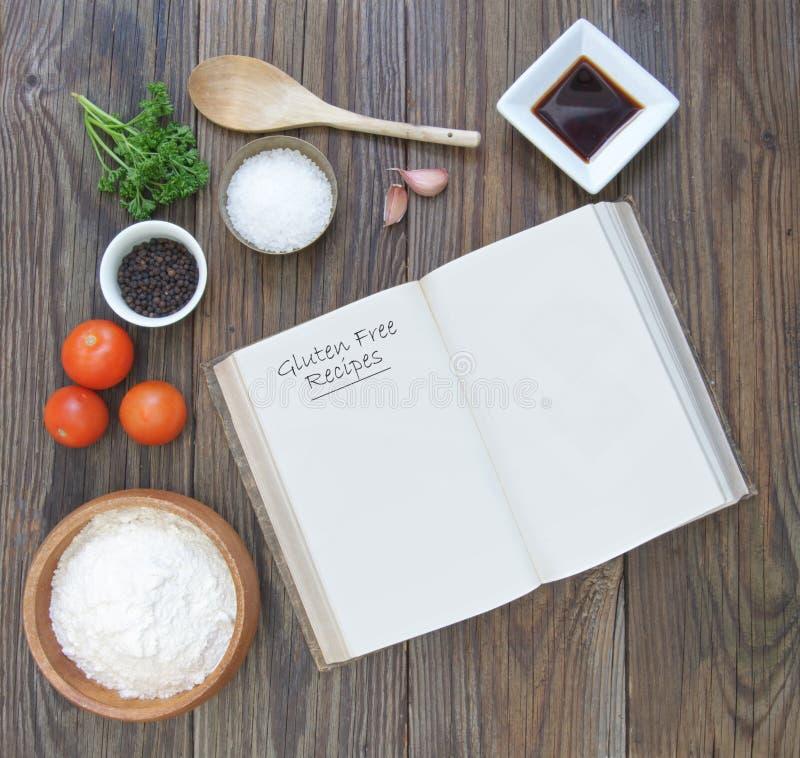 Gluten geben frei lizenzfreie stockfotos