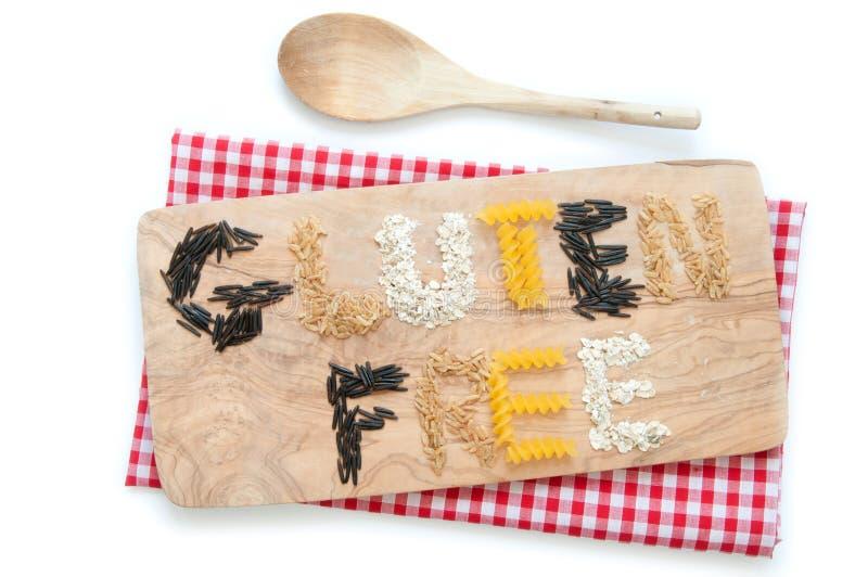 Gluten gratuit images libres de droits
