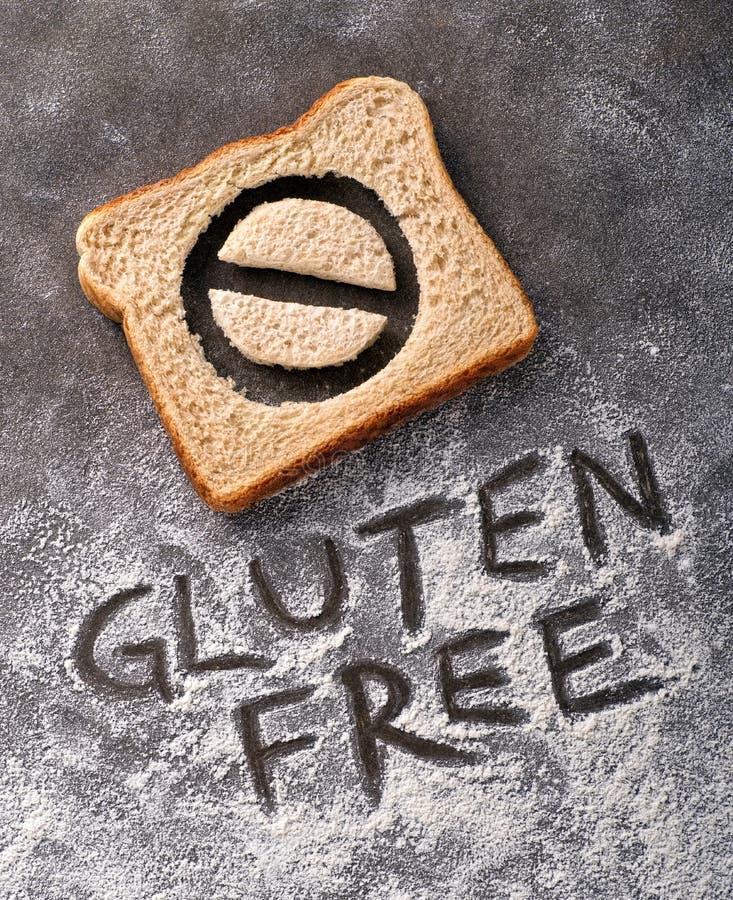 Gluten gratuit photo libre de droits