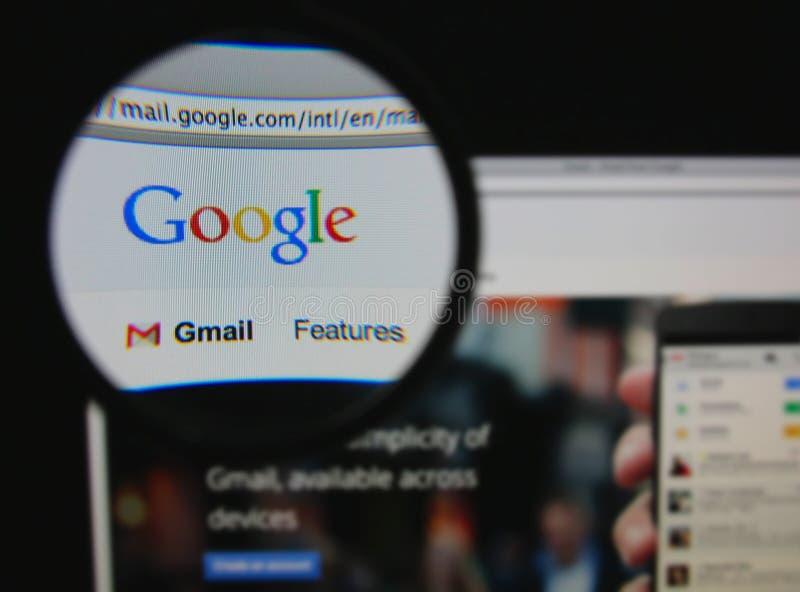 Gmail stock photo