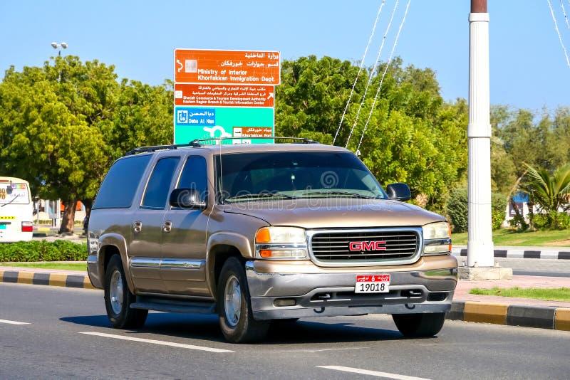 GMC le Yukon XL photos libres de droits