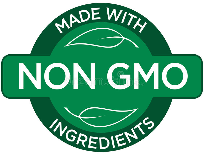 GMO frigör royaltyfri foto