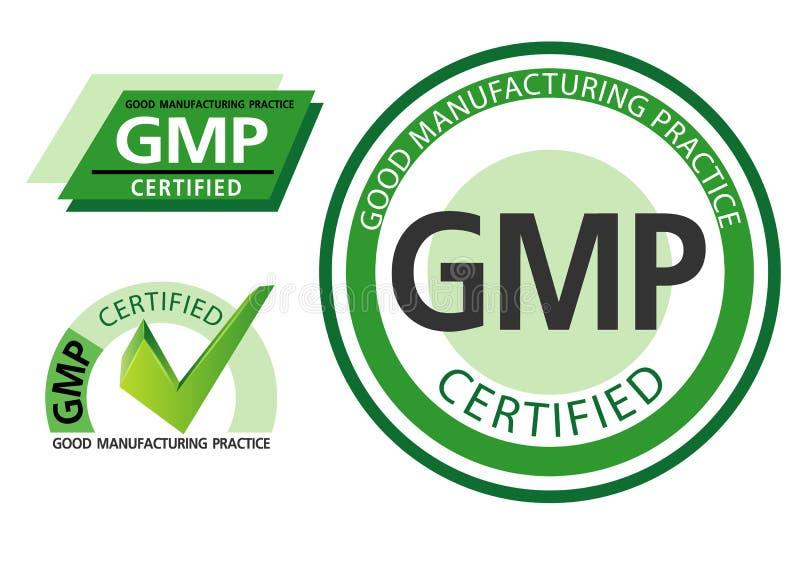 GMP illustration de vecteur