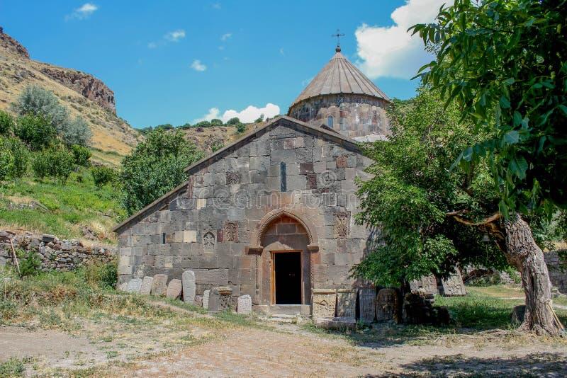 Gndevank Vayots' Dzor, Jermuk imagen de archivo