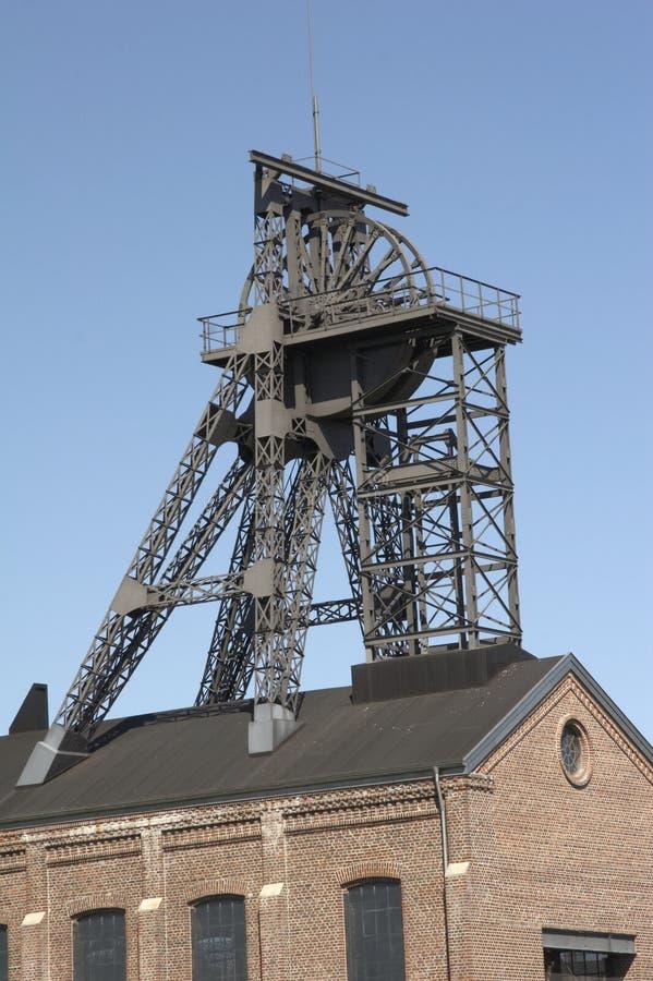 Gneisenau Colliery Shaft, Dortmund 04 royalty free stock images