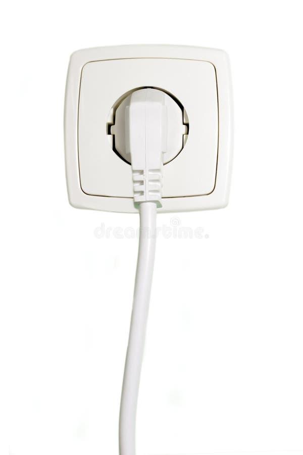 gniazdko elektryczne zdjęcie stock