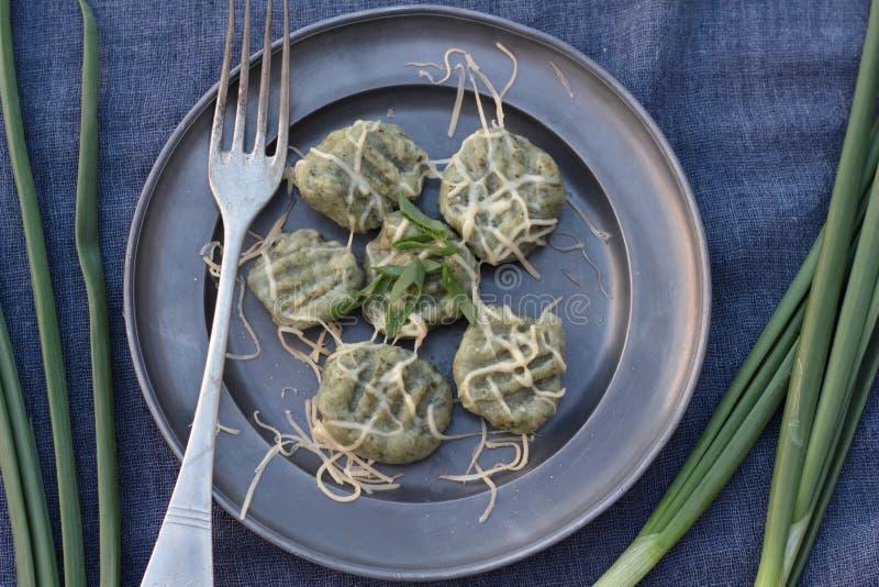 Download Gnocchi obraz stock. Obraz złożonej z jedzenie, wieśniak - 53783101