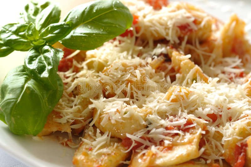 Download Gnocchi image stock. Image du méditerranéen, italie, parmesan - 8659207