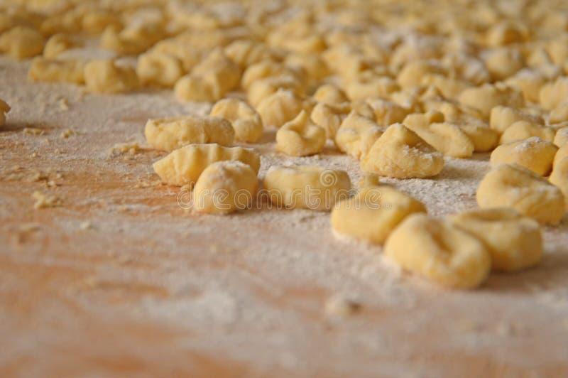 gnocchi photo stock