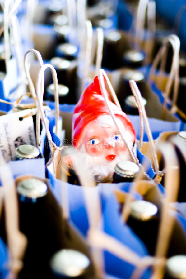 Gnome stock photo