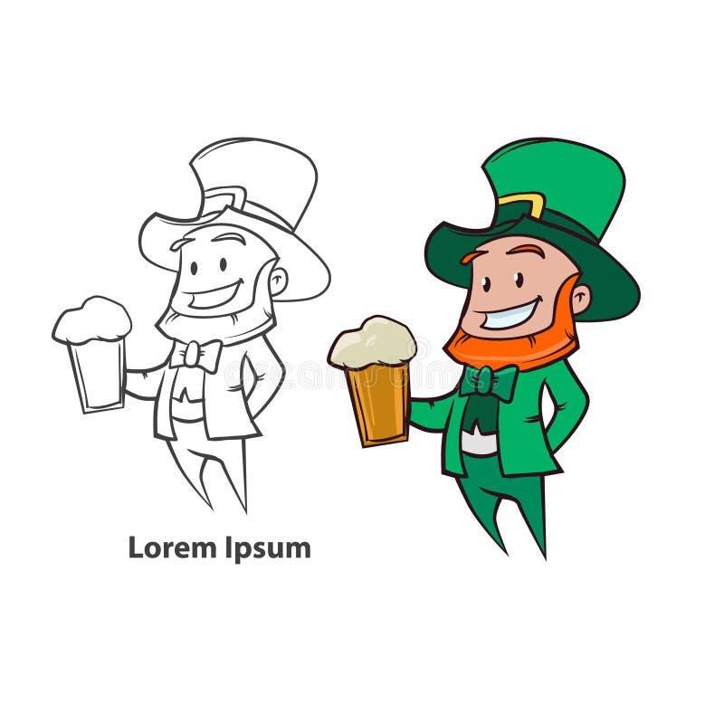 gnome vector illustratie