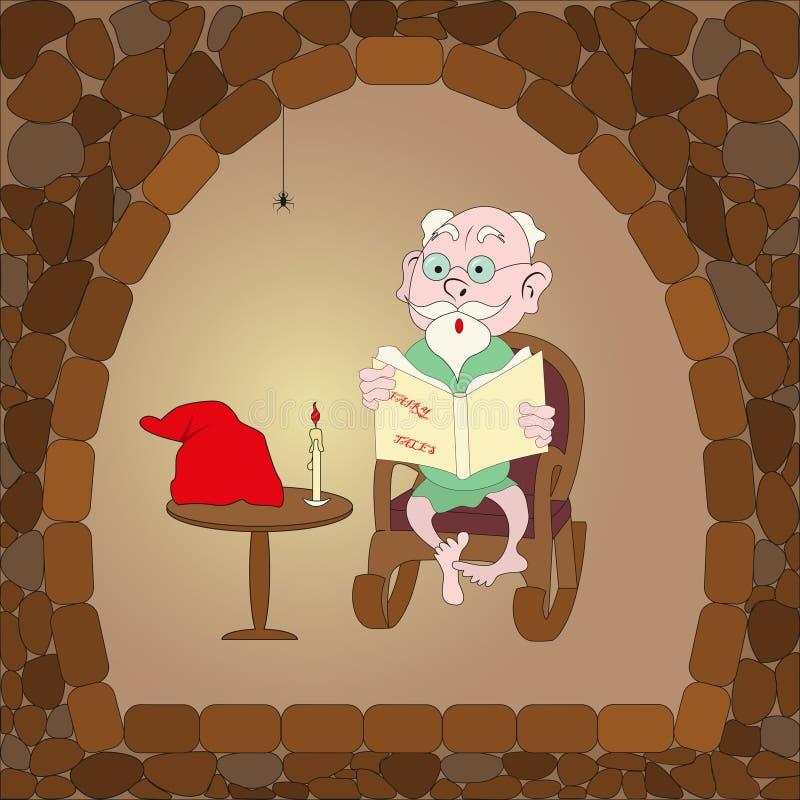 gnome stock illustratie