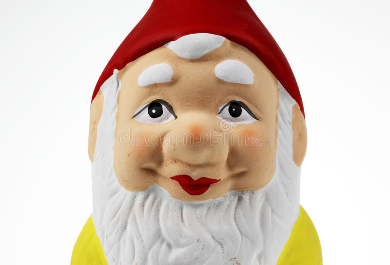 Gnome do jardim imagens de stock royalty free