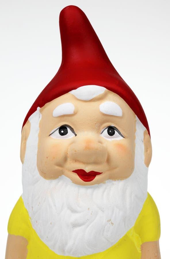 Gnome do jardim foto de stock