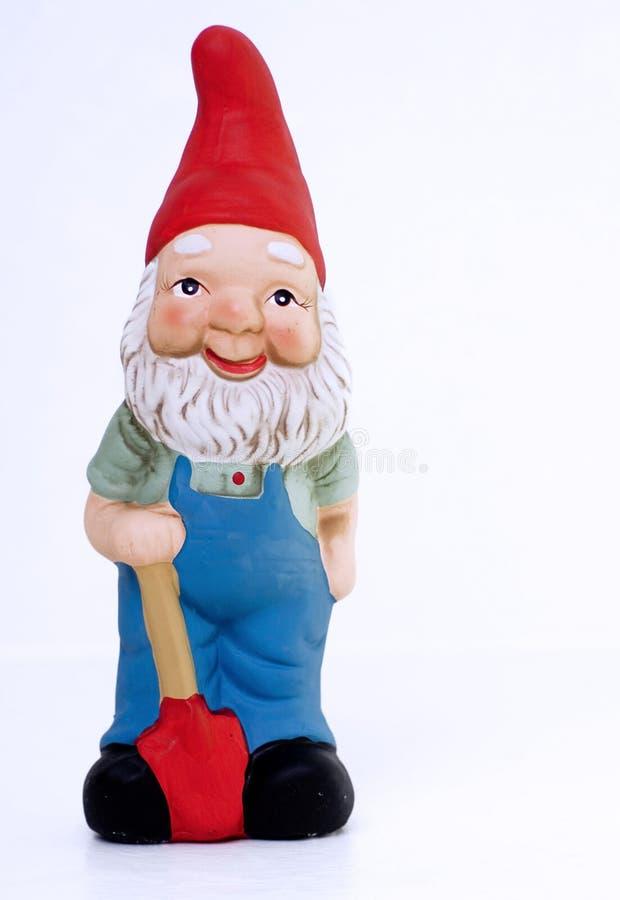 Gnome do jardim imagens de stock
