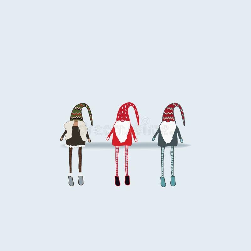 gnomes 3 бесплатная иллюстрация