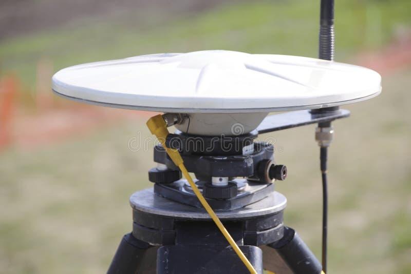 GNSS-System stockbild
