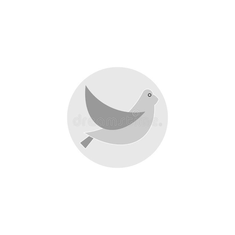 GOŁĘBI symbol fotografia stock
