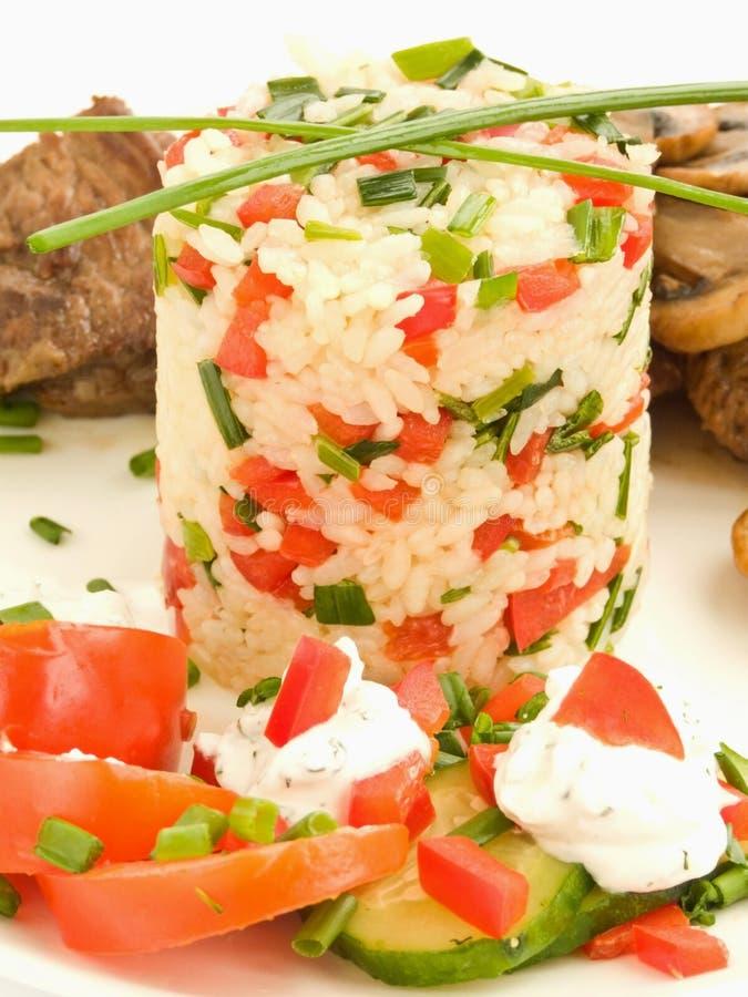 Download Gość restauracji zdjęcie stock. Obraz złożonej z mięso - 13340136