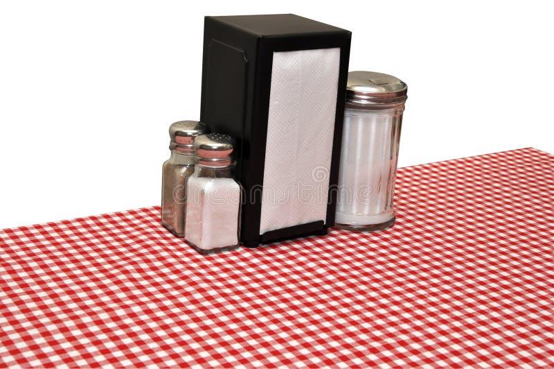 gość restauracji stół zdjęcie stock