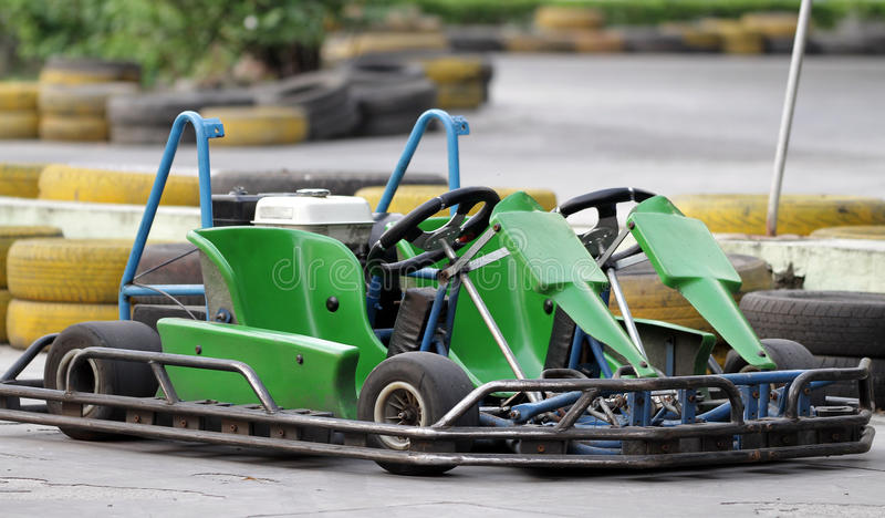 Download Go cart stock photo. Image of cart, colored, machinery - 21550220